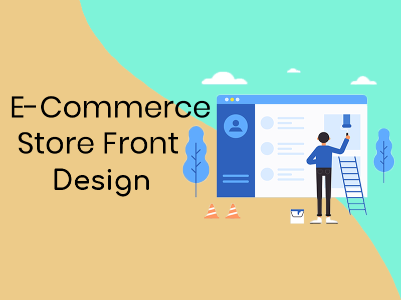 ecommerce store front design